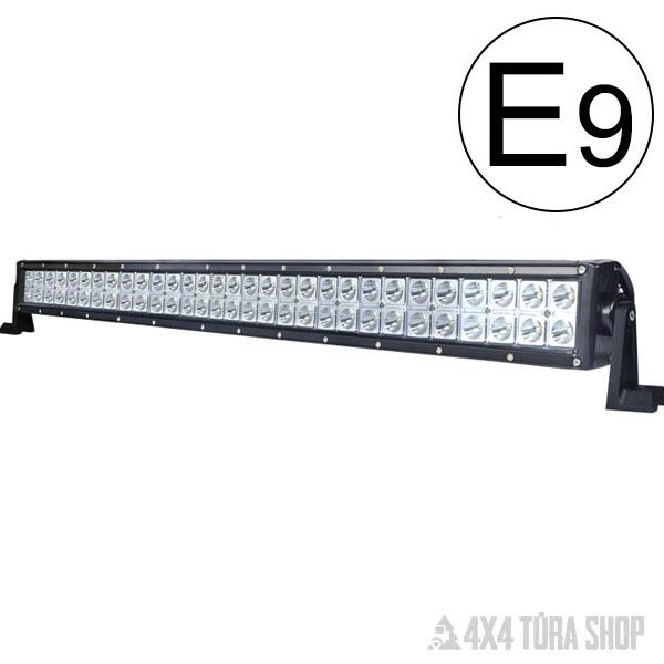 4x4 Túra Shop LED fényhíd munkalámpa terepjáró offroad traktor autómentő felszerelés, csörlő rántokötél heveder