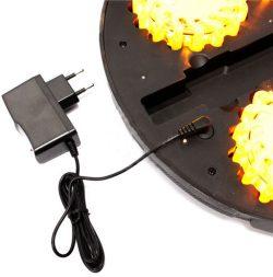 Vészvilágítás, Autómentés, LED, Vészvillogó, Sárgafény, 4x4 Túrashop
