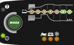 LED lámpa, Reflektor, Fénysor, Autó világítás, terepjáró, 4x4 Túrashop, akkumulátor töltő