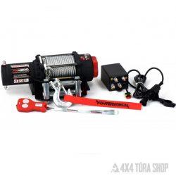 powerwinch elektromos csörlő quad ATV