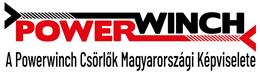 Powerwinch terepjáró, autómentő elektromos csörlő felszerelés