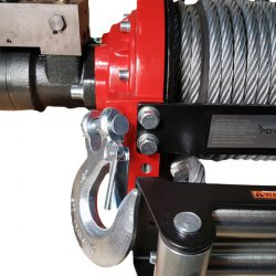 Powerwinch hidraulikus csörlő