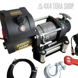 K8000E 12V csörlő