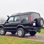Land Rover Discovery II. hátsó fém lökhárító