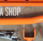 Állítható panhard rúd Discovery II., 4x4 Túra Shop LED fényhíd munkalámpa terepjáró offroad traktor autómentő felszerelés, csörlő rántokötél heveder